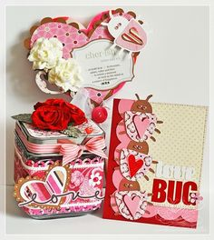 Cricut Doodlecharms Valentines Day Gift Set