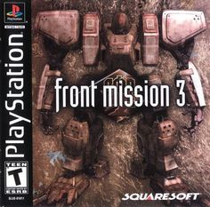 Front mission 3 psx iso rom download