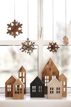 73 Beautiful Examples Of Scandinavian-Style Christmas Decorations 22