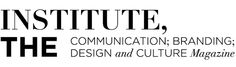 INSTITUTE, THE Communication, Branding, Math Equations, Magazine, Projects, Log Projects, Brand Management, Blue Prints, Magazines