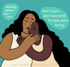 Rest for Resistance by QTPoC Mental Health creates art, writing, and meditation spaces. Our goal is to uplift trans, queer, and BIPOC wisdom about community healing and self-care. Holding Space, Mental Health Resources, Meditation Space, Revolution, Peace, Feelings, Words, Fictional Characters, Rest