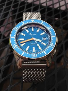 Squale 1521 Blue