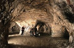 "Some people believe when you die you go to a place where you feel happy and safe. For some kids during the Second World War that was the caves.""  The eerie words of Chislehurst Caves' ghost guide Jason Desporte are what he offers by way of explanation for some of the haunting sounds he has heard in the 20 miles of tunnels.  The labyrinth has a long history of spooky encounters, from bizarre noises to the bizarre tale of The Challenge in 1985."
