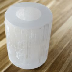#selenite #crystal #candle