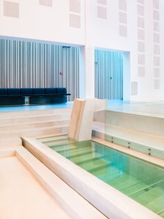 The Froeyland Orstad Church by Link Arkitectur - It is the first religious institution in Norway to implement a baptismal pool