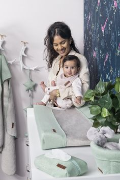 Baby's Only Waskussenhoes Sparkle Goud - Mint Mêlee Babys Only, Nursery Accessories, Star Decorations, Changing Pad, Hanging Out, Color Change, Toddler Bed, Sparkle