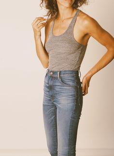 imogene + willie · elizabeth wayfarer in cotton denim @discovercotton #sponsored #shopcotton