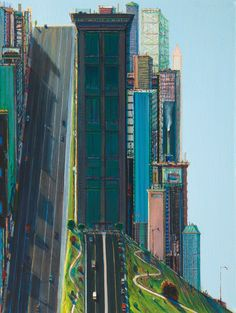 New Book Spanning Wayne Thiebaud's Career Gives a Peek Into His Slanted and Heavily Shadowed Landscapes
