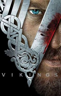Finally...there's a TV Show about Vikings and it's darn good! A great poster from the 1st Season. Ships fast. 11x17 inches. Need Poster Mounts..?