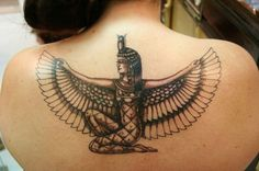 Egyptian Tattoo Designs for Men and Women (39) <<<< I think this would also be good for and underboob tattoo