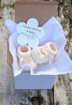 Pregnancy Announcement, Grandparents To Be, Pregnacy Reveal Ideas, Miniature…