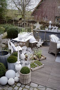 kleine herbstdeko wohnen und garten foto gartendeko pinterest. Black Bedroom Furniture Sets. Home Design Ideas