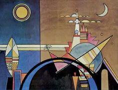 Kandinsky Wassily Kandinsky And Needlepoint On Pinterest