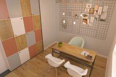 Concept Architecture, Kids Furniture, Girls Bedroom, Office Desk, Interior Design, Children, Home Decor, Furniture For Kids, Nest Design