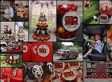 firehouse birthday party - Bing Images