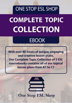 29 best esl lesson plan collections and course books for tefl complete collection of our esl lesson plans for course books and over 200 lesson plans and 300 hours of materials special offer buy this collection fandeluxe Gallery
