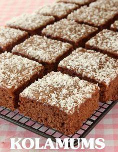DAGENSRECEPT Danish Dessert, Whipped Shortbread Cookies, Cake Recipes, Dessert Recipes, Zeina, Swedish Recipes, Bakery Cakes, Coffee Cake, No Bake Cake
