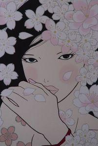 YUMIKO KAYUKAWA - Country of Cherry Blossom (Paper)