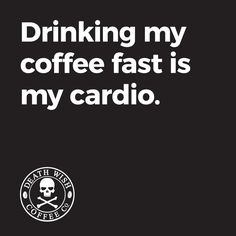#deathwishcoffee