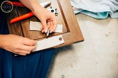 Make a Luxurious Serving Tray from a Cabinet Door