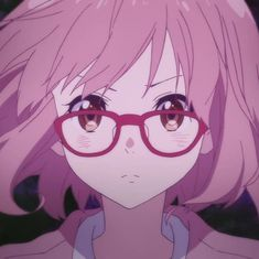 Kyoukai no Kanata / Beyond the Boundary Manhwa, Mirai Kuriyama, Beyond The Boundary, Anime Screenshots, Kawaii Cute, Aesthetic Anime, Good Music, Anime Characters, Its A Wonderful Life