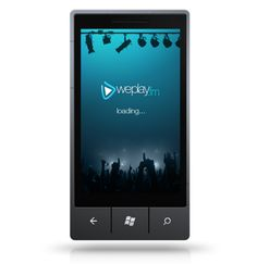 WePlay.fm for Windows Phone by Raul Varela