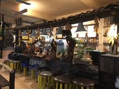 Hanmade bar station Bar Station, Bar Spoon