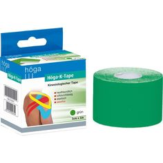 HOEGA K-TAPE 5 cmx5 m grün kinesio.Tape:   Packungsinhalt: 1 St PZN: 07192741 Hersteller: HÖGA-PHARM G.Höcherl Preis: 9,21 EUR inkl. 19 %…