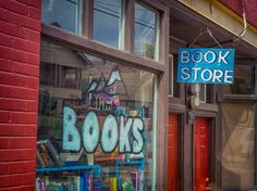 The Book Store in Manitou Springs, Colorado