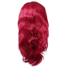 Burgundy Dream Front Lace Wig Hair: Human Hair Style: Body Wave Wig: Light lace and natural hairline Material: Lace Density: Lengths: Available – Hair Lights, Light Hair, Prom Hair Medium, Medium Hair Styles, Long Hair Styles, Lace Front Wigs, Lace Wigs, Straight Red Hair, Colored Wigs