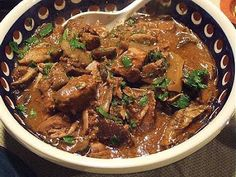Slow Cooker Wild Mushroom Beef Stew from Chick in the Kitchen [via Slow Cooker from Scratch]