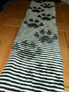 Illusion Knitting: Project Gallery for Reedus Strut pattern by Jenny Lee