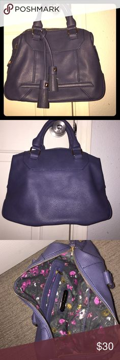 Sale! Purse Blue urban expressions purse. Gently used offers are welcome Urban Expressions Bags Totes