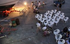 SIFF: The International Film Festival of Syros. http://alternatrips.gr/en/aegean-islands/syros/siff-international-film-festival-syros #alternatrips #aegean_islands #syros #international_film_festival #syros