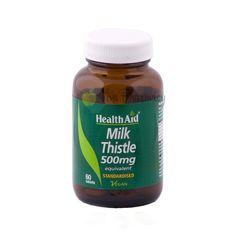 HEALTH AID MILK THISTLE EXTRACT 30tabs