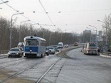 Daugavpils Tramway - Wikipedia, the free encyclopedia