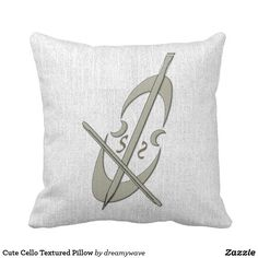 Rest your head on one of Zazzle's Grey decorative & custom throw pillows. Colorful Pillows, Decorative Throw Pillows, Grey Pillows, Pillow Texture, Cello, Backdrops, Gray Color, Cute, Grey Throw Pillows