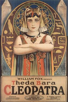 Extra Large Movie Poster Image for Cleopatra