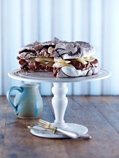 Nutella verfeinert Kuchen, Brownies und Cupcakes. Chocolate Delight, Cupcakes, Nutella Recipes, Cakes And More, Diy For Kids, Food And Drink, Sweets, Cookies, Breakfast