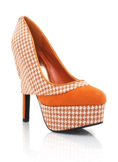 Love these but would never be able to wear them at my age but...For my TN Vols friends haha