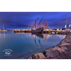 Early morning on Geelong's waterfont. #geelong #waterfront  #waterfrontgeelong #easternbeach #rgyc #reflections #yachts #nikon #sunrise #sailing #australia #coriobay #jetty #marina #photography #seascape #tallships #victoria by photographybyjamescollier http://ift.tt/1JtS0vo