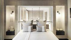 CovetED Magazine Interior Design Trends 2016 from Kelly Hoppen bedroom design