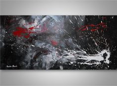 Fine Art Paintings (24x48inch) by Monika Mazek - I have just found it