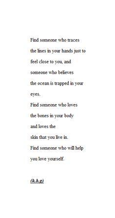 """Find Someone"" (207/365)"