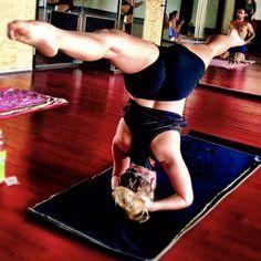 Headstands @ Corepower Yoga #yoga