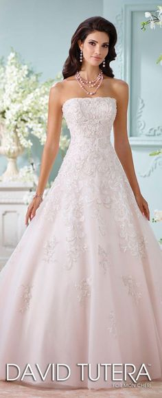 beauteous  wedding dresses lace open back 2016-2017