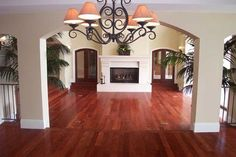 Image result for mahogany wood floor