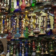 Grand Bazaar - This maze of a street market promises the shopping experience of a lifetime. Explore some of the 4,000 shops and establishments and bargain over the item of your desire, be it a leather bag or antique carpet.
