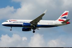 G-EUYS British Airways Airbus A320-232(WL)