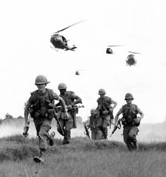 Apr 7, 1965: The U.S. offers North Vietnam economic aid in exchange for peace, but the offer is summarily rejected. President Johnson increases US's combat to more that 60, 000 troops in Vietnam. Reference: Vietnam War Timeline (n.d) 20th Century History website. Retrieved on December 22, 2012, from www.history1900s.about.com